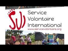 Moteur de recherche service volontaire international