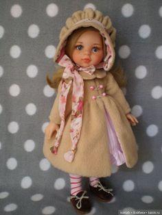 Тёплые воспоминания. ООАК кукол Paola Reina / Куклы Паола Рейна, Paola Reina / Бэйбики. Куклы фото. Одежда для кукол