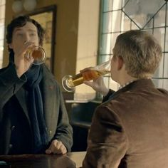 Probably the beat bit of the ep you guys. #SherlockSeason3