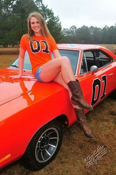 Charger hot girls dodge