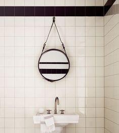 Adnet Ø 45 cm | Gubi - Adnet | Spiegel