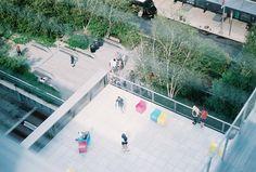 Whitney Museum   Minolta Srt 101 #FilmPhography