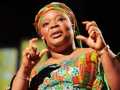 Nobel Peace Prize winner Leymah Gbowee has two powerful stories to tell -- of her own life's transformation, and of the untapped potential of girls around the world. Can we transform the world by unlocking the greatness of girls?