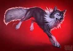 Fantastic Digital Animals Paintings by Johanna Tarkela.|CutPasteStudio| Illustrations, Entertainment, beautiful,creativity, animals, nature, drawings, paintings, digital art, technology.