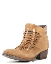 Women's Cori Bootie, Tan