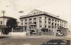 Teatro Martí en 1930