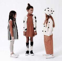 #kidstreetstyle #tinycottons #aw1718 #coolkidsclothes #littlefashionistascloset