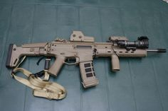 ACR with one point sling | Tumblr