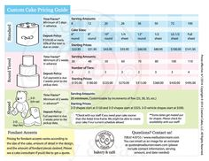 Sams club cake prices | baby shower | Pinterest | Cake pricing ...