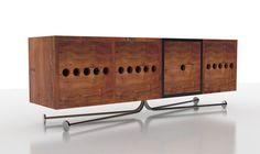 Jason Phillips Design / Concepts / Stripe Credenza