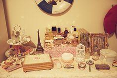 dresser by pearled, via Flickr