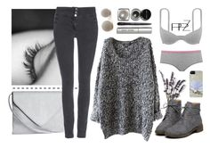 """""""PPZ"""" by by-jwp ❤ liked on Polyvore featuring Bobbi Brown Cosmetics, H&M, Wallis, Retrò and PPZ"""