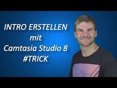 Intro erstellen mit Camtasia Studio 8 Tutorial