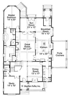 House Plans on 1 5 story house plans with bonus room