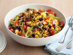Black Bean and Corn Salad recipe from Guy Fieri via Food Network