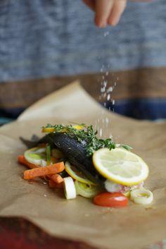 Clara-Fish & Pizza-5 Recipe Journal, Food Journal, Sea Bass, I Foods, My Recipes, Food Diary, Rockfish