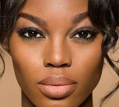 maquiagem para pele negra - Pesquisa Google