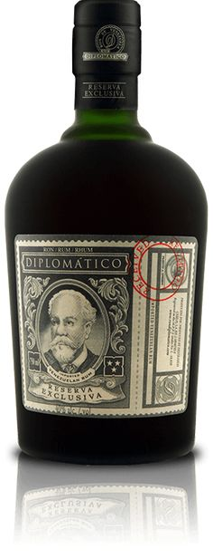 Diplomatico is a carefully crafted rum from Venezuela, recognized as one of the finest sipping rums in the world.