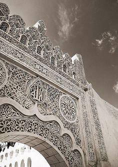 Old Ottoman architecture in Farasan island - Saudi Arabia