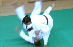 Judo - Hane Goshi - 跳腰 허리 튀기
