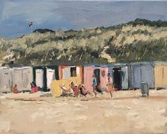 Coloured Cabins - Ellen Davidzon