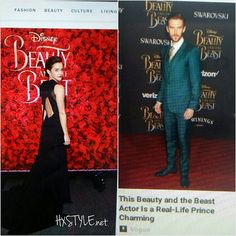 VOGUE NEWS&TRENDS...TIMELY, CULTURE PREMIERE Beauty&Beast MOVIE, New York CELEBRATE STYLE. NEW in FINLAND 17.3.2017... Actress Emma Watson&Actor Dan Stevens..Info&NEWS @voguemagazine BLOG, FOLLOWMe.I FOLLOW WORLD NEWs&TRENDS, Culture, Fashion....ENJOy&Love. U? SMILE @emmawatson  @finnkino_fi  #Ensi-ilta #movies #premiere #cinemas #uutiset #news #style #celebrate #stars #famous #elokuvat #culture #blog #style #trends 🎭🔝📰🌍🎵🎬❤☺👀👌☺🙋💓