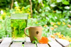 Need a health boost? Reach for a soothing cup of herbal tea to relieve nausea, bloating and other common ailments