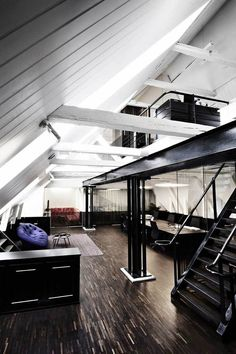 Medge Consulting's new offices in Stockholm, designed by DAPstockholm