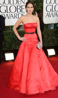 Jennifer Lawrence:  Love, Love, Love this dress!