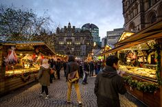 The Best Christmas Markets In The UK & Europe