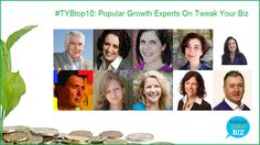 Popular Growth Experts On Tweak Your Biz Popular, People, Most Popular, People Illustration, Folk