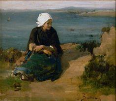 Jules Adolphe Breton