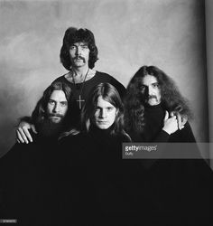 Premium Rates Apply. English rock band Black Sabbath, 1973. From left to right, they are drummer Bill Ward, guitarist <a gi-track='captionPersonalityLinkClicked' href=/galleries/search?phrase=Tony+Iommi&family=editorial&specificpeople=810317 ng-click='$event.stopPropagation()'>Tony Iommi</a> (back), singer <a gi-track='captionPersonalityLinkClicked' href=/galleries/search?phrase=Ozzy+Osbourne&family=editorial&specificpeople=138608 ng-click='$event.stopPropagation()'>Ozzy Osbourne</a> and…