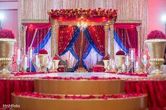 Houston, TX Indian Wedding by MnMfoto - Maharani Weddings