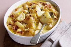 Cheesey potato bake