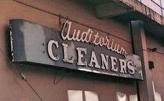 Mindful Monday: auditorium cleaners | Cloaked Monk's Blog