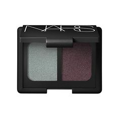 "Modern unique sometimes unexpected color combinations of eyeshadow shades. Worn alone or together all Duo Eyeshadow shades feature micro-fine powders that are highly pigminted longwearing and crease resistant. Color glides on smoothly evenly and blends effortlessly. The effects can be subtle or smoldering the options are endless. Best Overall Eyeshadow""2011 InStyle""Best Beauty Buys. True color application. Can be applied dry or with a dampened brush for stronger intensity. Multi-function use…"