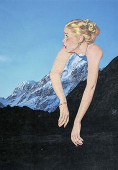 Sophie Moates Collages