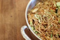 Soba Noodle Chow Mein   My Cooking Spot
