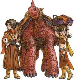 Héroe/Heroína (Dragon Quest X)
