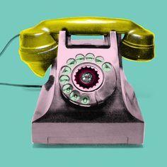 Sometimes I miss a sturdy landline.