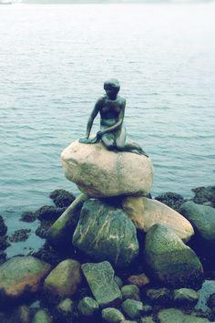 København - Den lille Havfrue