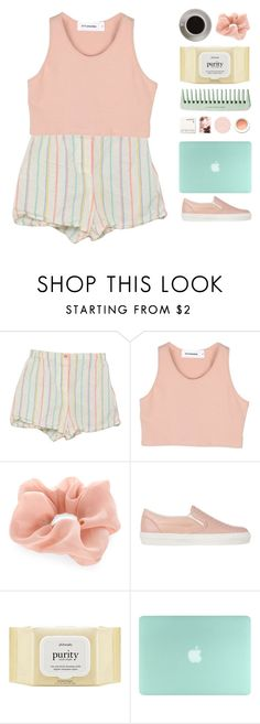 """""""Hopelessly devoted to you"""" by duette ❤ liked on Polyvore featuring Accessorize, KG Kurt Geiger, philosophy, Bunn and Korres"""
