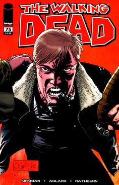 The Walking Dead Issue No. 75