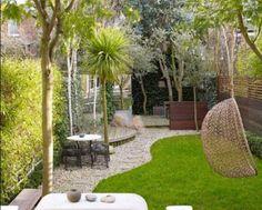 6 Small garden Decoration Ideas