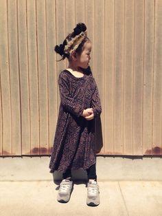 3歳ですでにファッショニスタ!riccarinちゃんのファッションが神の領域