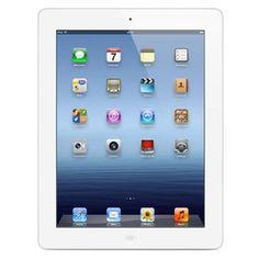 The new iPad  Wi-Fi 32GB - White @ Big W $648