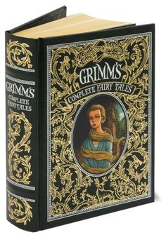 Grimm's Complete Fairy Tales (Barnes & Noble Leatherbound Classics)