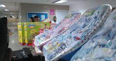 ¡DESCARADOS! Gobierno dio juguetes decomisados a Kreisel a madres de la Maternidad