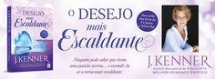 Sinfonia dos Livros: Novidade TopSeller   O Desejo mais Escaldante   J....